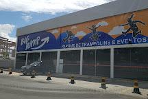 Big Jump Parque de Trampolins, Salvador, Brazil