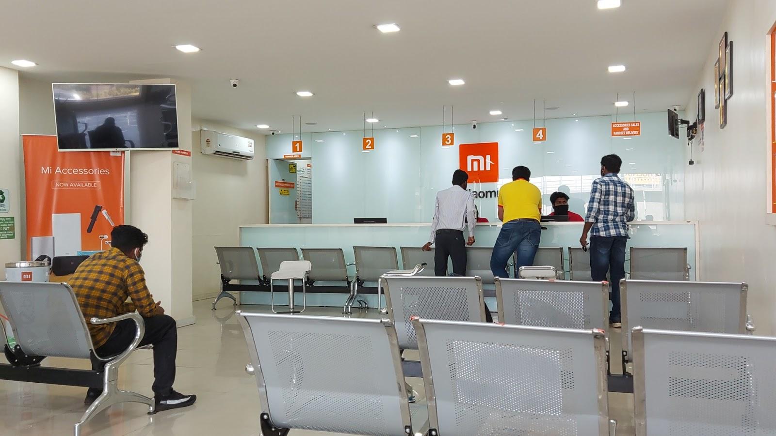 OPP Phoenix Mall, Whitefield, Bangalore (MI Exclusive Service Center)