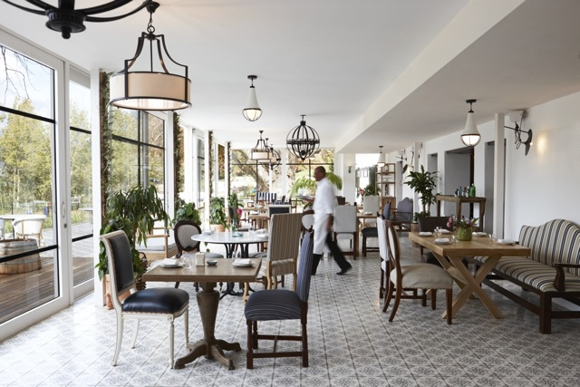 The Werf Restaurant @ Boschendal