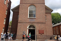 Old North Church & Historic Site, Boston, United States