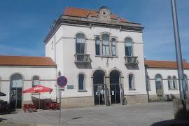 Автобусная станция   Bragança
