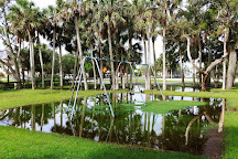 Veterans Memorial at Riverfront Park, Daytona Beach, United States