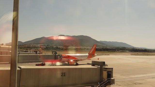 Málaga Airport - Terminal 2 and 3
