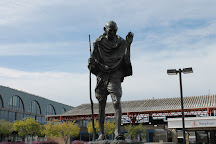 Mohandas K. Gandhi (Gandhi Statue), San Francisco, United States