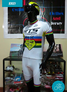 Gael Cycling Clothes and Jersey S.A.C 4