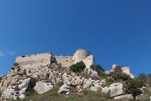 Kantara Castle, Trikomo, Cyprus