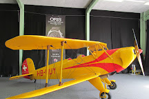 Fliegermuseum Altenrhein, Altenrhein, Switzerland