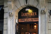 The Arbitrager, London, United Kingdom