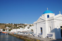 Agios Nikolakis Church, Mykonos Town, Greece