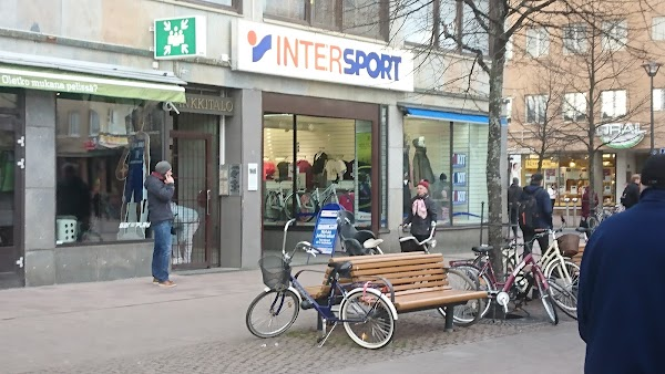 Intersport Joensuu Keskusta 447e0e510d