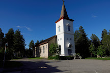 Church of Sodankyla, Sodankyla, Finland