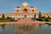 Isa Khan's Tomb, New Delhi, India