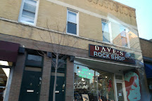 Dave's Down to Earth Rock Shop, Evanston, United States