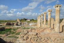 Kato Paphos Archaeological Park, Paphos, Cyprus