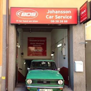 Johansson car service