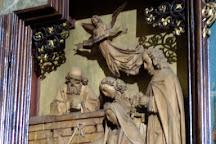 The Roman-Catholic Cathedral, Oradea, Romania