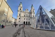 Salzburger Altstadt, Salzburg, Austria
