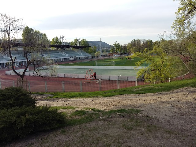 Iharos Sándor Margitszigeti Atlétikai Centrum