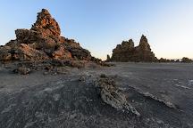 Lake Abbe, Dikhil Region, Djibouti