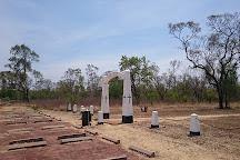 Elsey Cemetery National Reserve, Mataranka, Australia