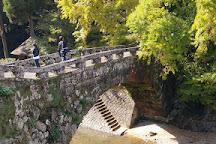 Futamata Bridge, Misato-machi, Japan