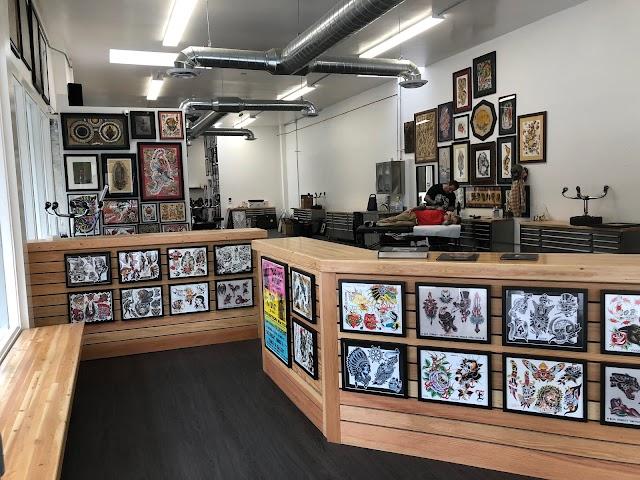 Port City Tattoo | Santa Ana