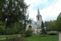 Evangelical-Lutheran Church of the Transfiguration of Our Lord, Zelenogorsk, Russia