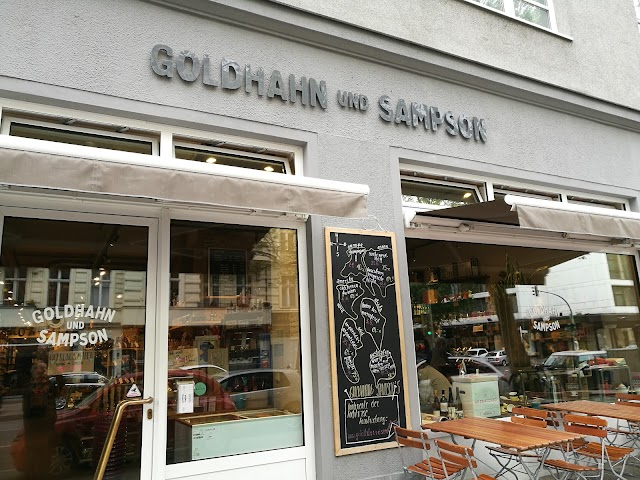 Goldhahn & Sampson Charlottenburg