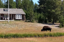Museum of the National Park Ranger, Yellowstone National Park, United States