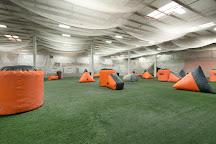 DoodleBug Sportz Indoor Paintball Arena, Everett, United States