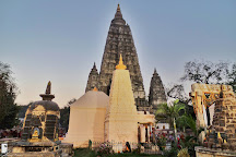 Mahabodhi Temple, Bodh Gaya, India