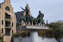 Jeanneke Pis, Brussels, Belgium