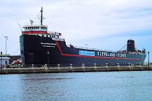 Steamship William G. Mather, Cleveland, United States