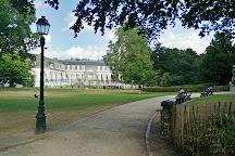 Egmont Park, Brussels, Belgium