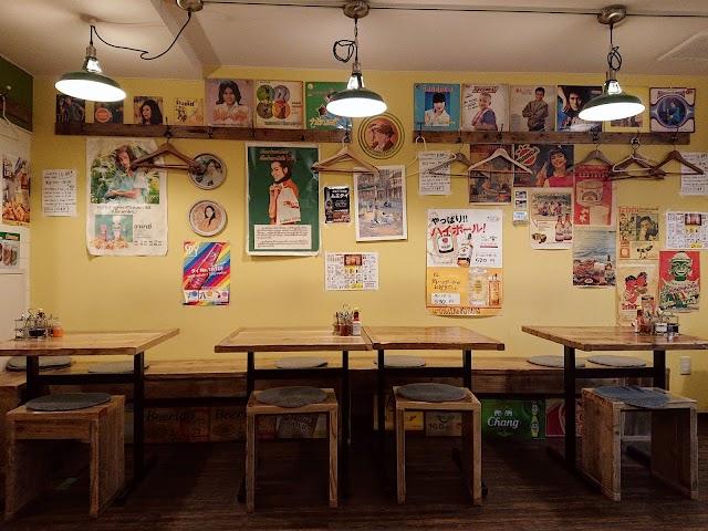 バンコック コスモ食堂