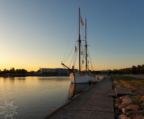Hoppet ~ Purjelaev Sailing Ship