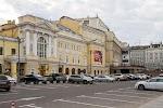 Молодежный Академический Росcийский Театр, Георгиевский переулок, дом 4-6, строение 2 на фото Москвы