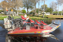 Alligator's Unlimited  Airboat Nature Tours, Lake Wales, United States