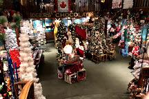 The Spirit of Christmas, Banff, Canada