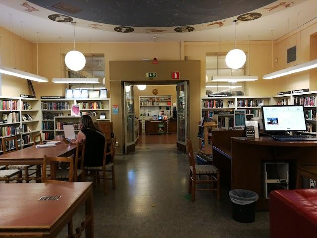 Stadsbiblioteket Stockholm Barn och ungdom