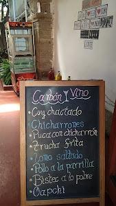 Restaurante Carbon y Vino 5