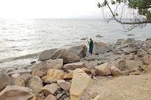 Pantai Minyak Beku, Batu Pahat, Malaysia