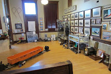 N.C.& St. L. Depot and Railroad Museum, Jackson, United States