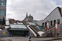 Musee de la civilisation, Quebec City, Canada