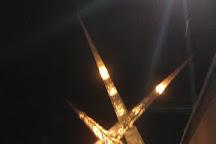 Monumento dos Tres Marcos, Goiania, Brazil