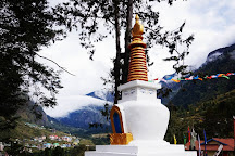 Lachung Monastery, Lachung, India