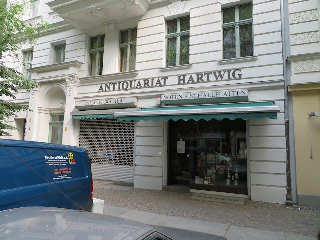 Berliner Musikantiquariat