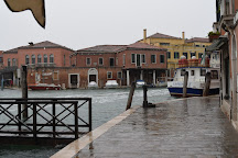 Fornace Cam Glass Factory, Murano, Italy