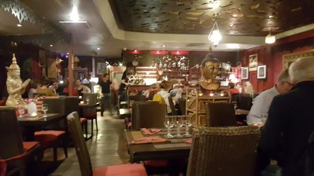 Restaurant Davi Thai
