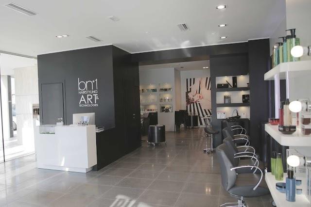 BN1 Concept Store Moscova - Salone Kérastase